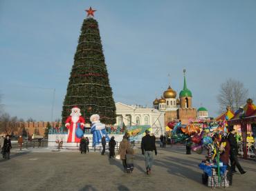 Ded Moroz_Snegurochka_Tula