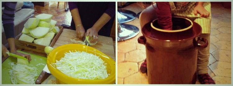 Homemade saurekraut FR